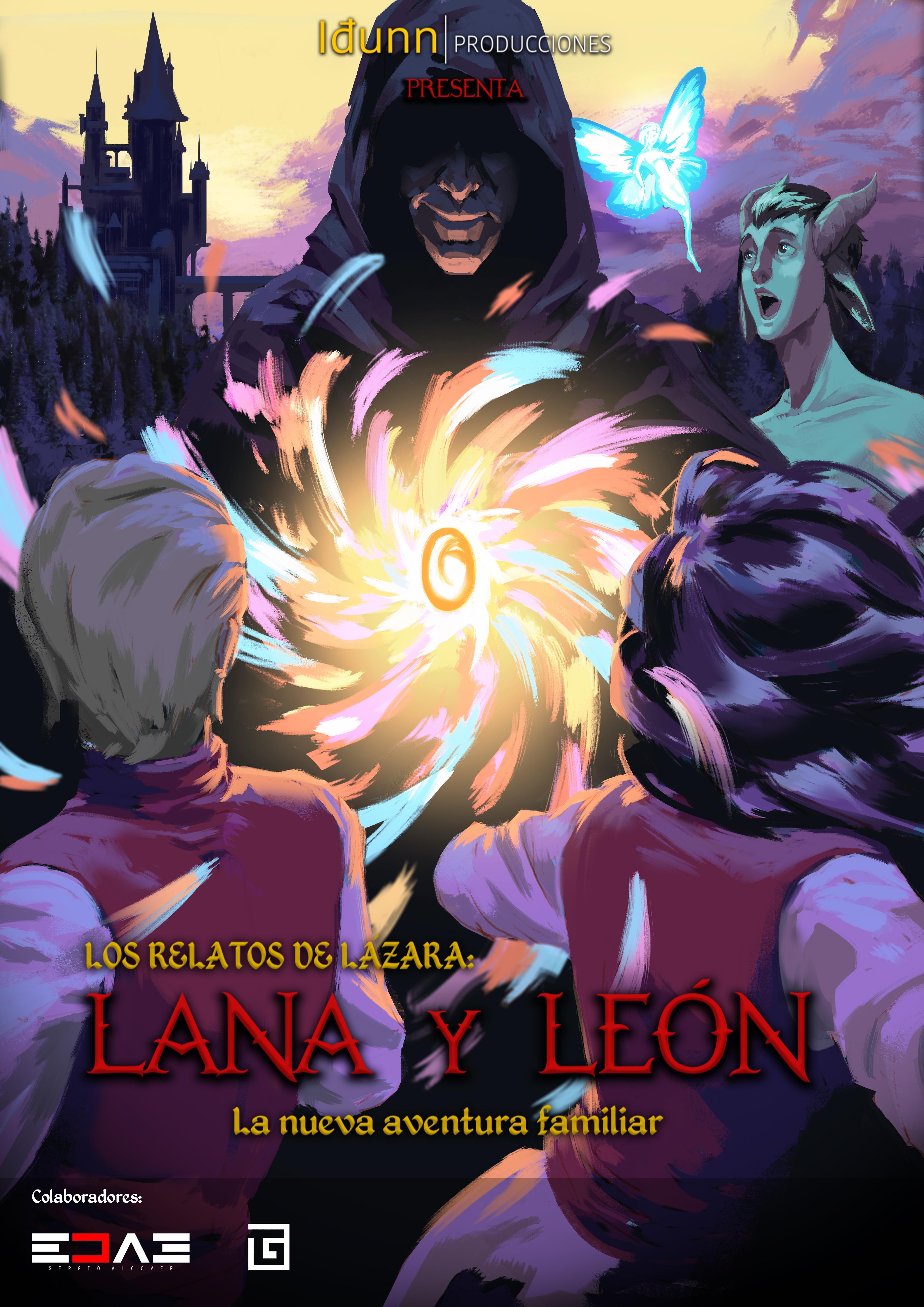 Los relatos de Lazara: Lana y León